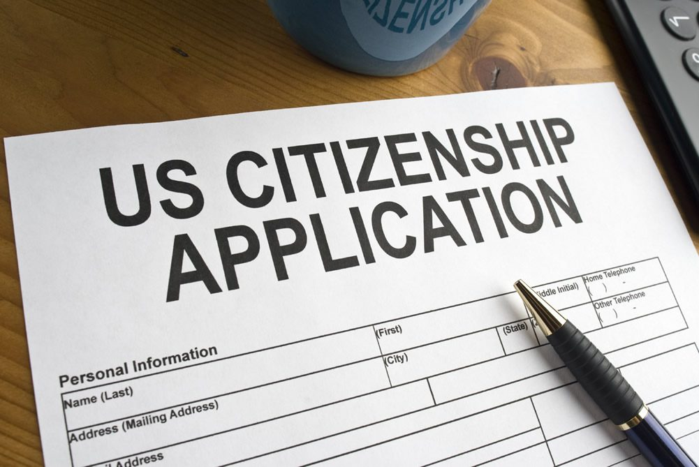 us citizenship application form