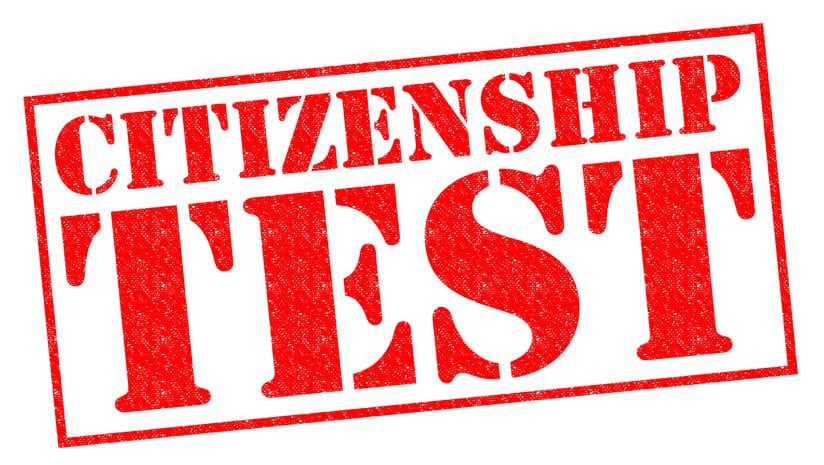 us citizenship test logo