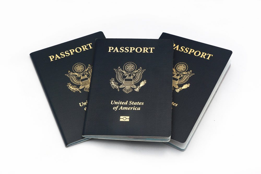 us citizenship passports