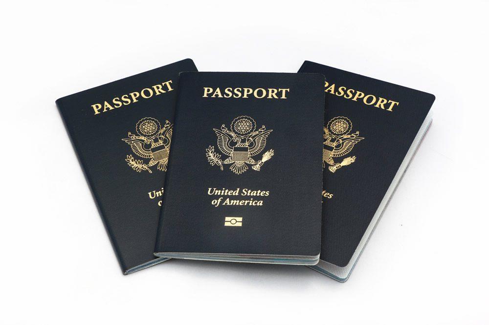 us citizenship passports